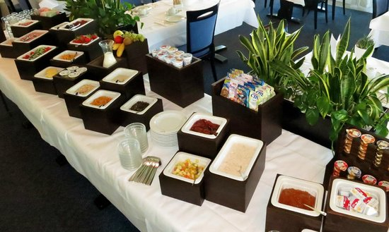 Hotel Restaurant Vogelsang: Frühstücks - Buffet