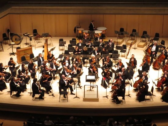 Toronto Symphony Orchestra: TSO in readiness for the concert