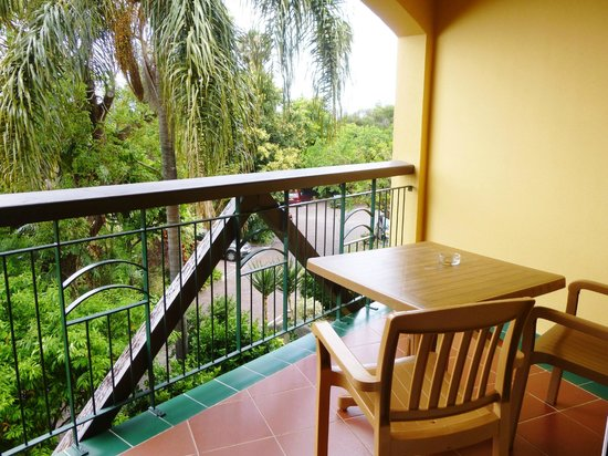 Pestana Village: balcony