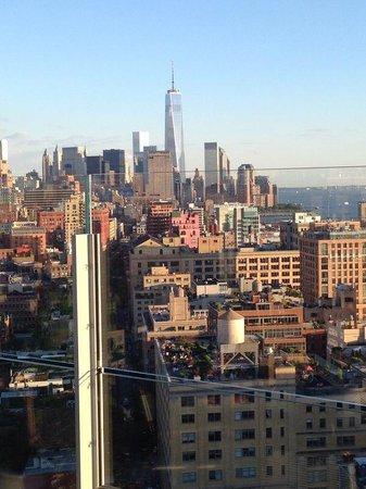 The Standard, High Line: Vista