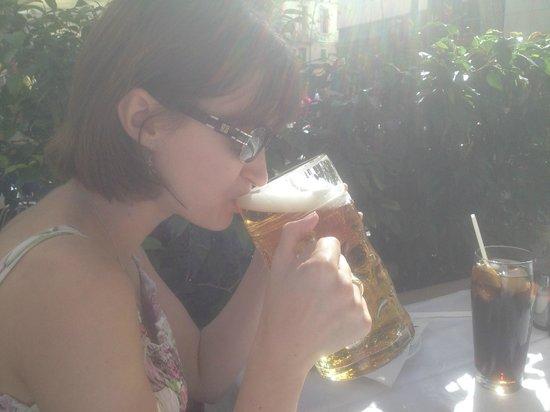 Tapa i Apat: Grande Beer!
