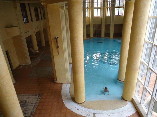 El Kantaoui Center: Крытый бассейн