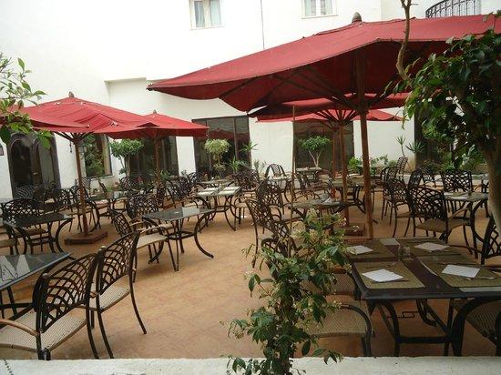 El Kantaoui Center: Ресторан