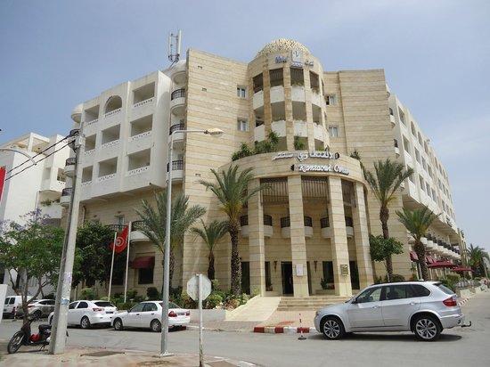 El Kantaoui Center: Отель