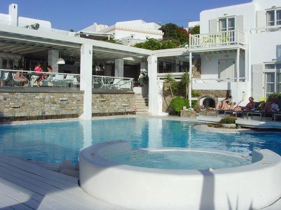 Semeli Hotel: Pool