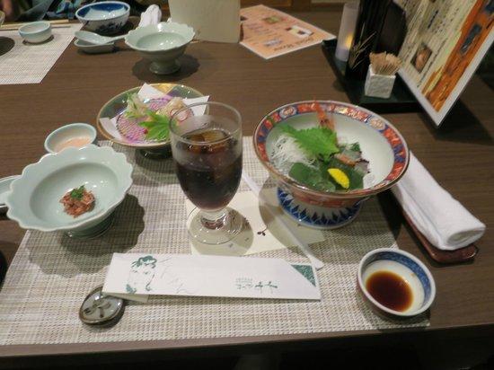 Matsuya Sensen : 夕食