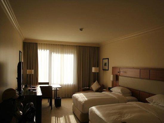 Grand Hyatt Istanbul: 8階クラブフロアツインルーム