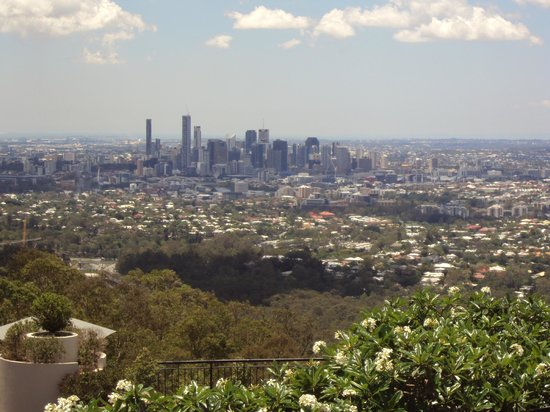 Mount Coot-tha Lookout: Wow!