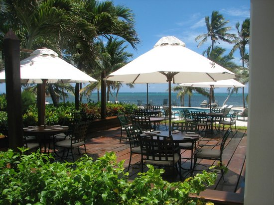 Victoria House: Palmilla Outdoor Dining