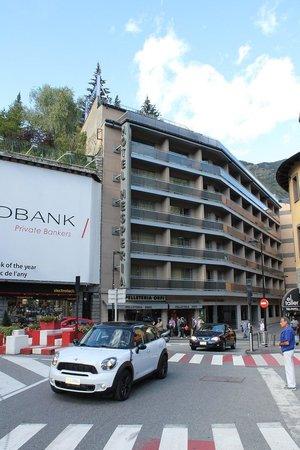 Hesperia Andorra la Vella : Отель