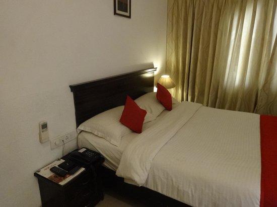 Calangute Grande: Room Interior