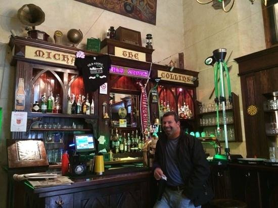 Old Stove Signoria: Inside very nice!