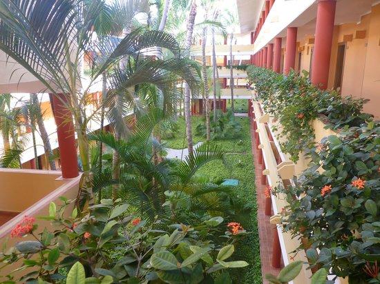 Iberostar Punta Cana: vue de l'interieur