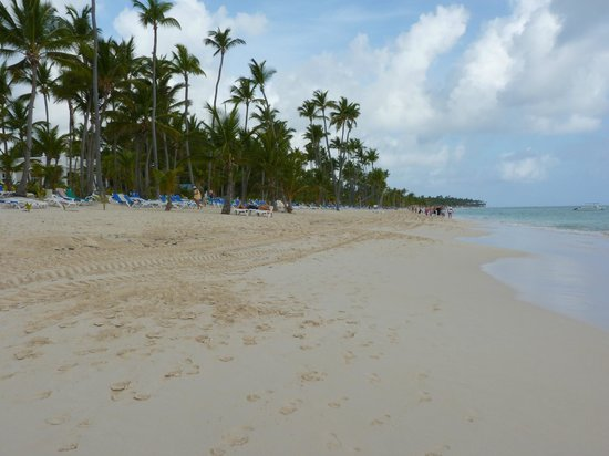 Iberostar Punta Cana: la plage de bonne heure