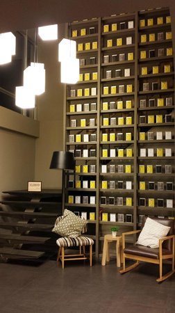 Lemontea Hotel: Hotel lobby