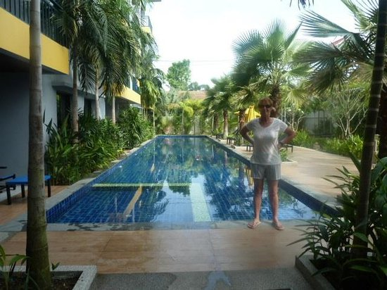 Anchan Boutique Hotel : The beautiful grounds