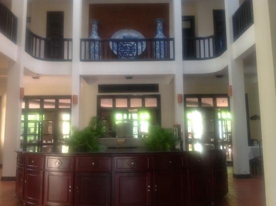 Hoi An Trails Resort : foyer