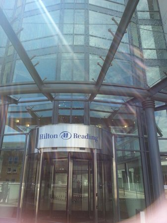 Hilton Reading : New hotel, friendly staff - Value for Money