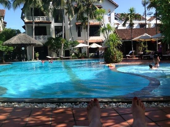 Hoi An Trails Resort: fantastic pool