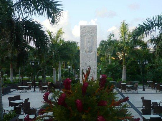 Grand Bahia Principe Coba: Vista desde el lobby