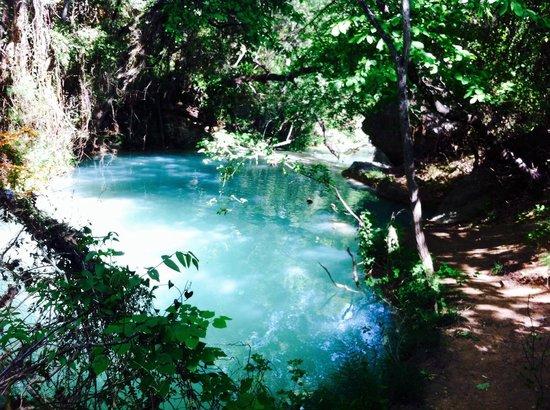 Les Cascades de Sillans