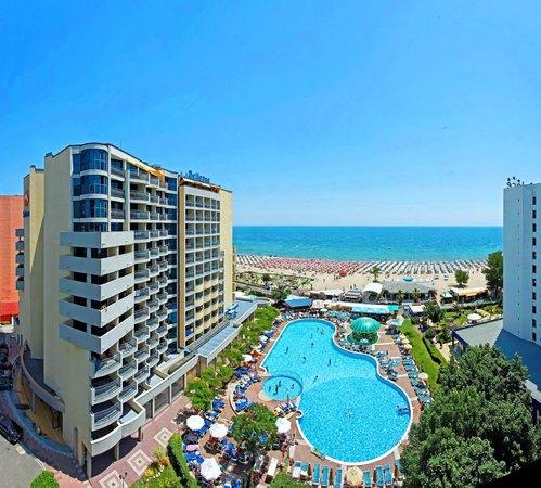 Hotel Bellevue Sunny Beach Bulgarien