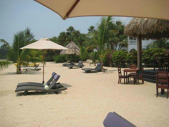 Belize Ocean Club Adventure Resort: Beach