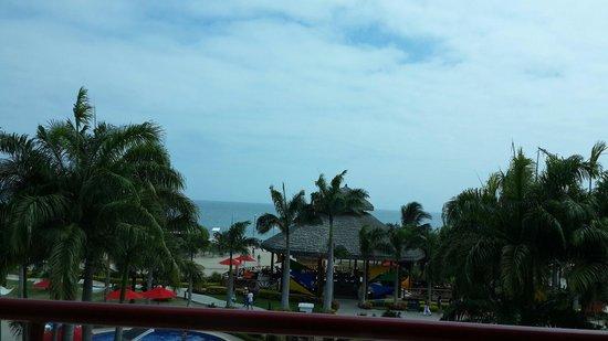 Royal Decameron Punta Centinela : Vista desde arriba