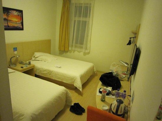 Jinjiang Inn Shenyang Wu'ai: 室内1