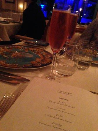 Palazzo Versace: Vanitas Restaurant Menu