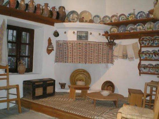 Λαογραφικό Σπίτι Σορωνής Ρόδος- folklore house of Soroni Rhodes