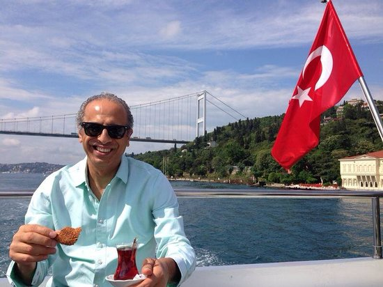 Hilton Istanbul Bosphorus: Best cruise around Bosphorus bridge