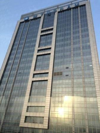 Wyndham Bund East Shanghai: Fachada hotel