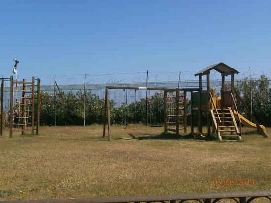 Florio Park Hotel : jeux pour enfants