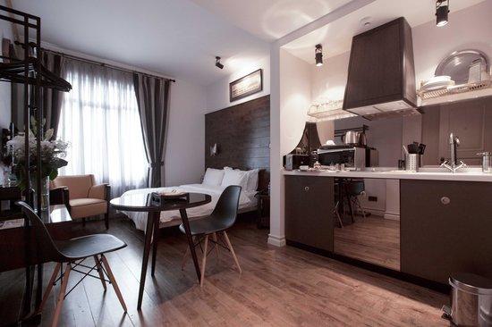 Urban Homes Istanbul : loft