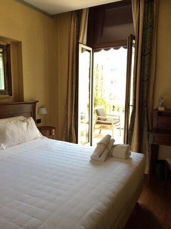Grand Hotel Des Arts: Stanza 209