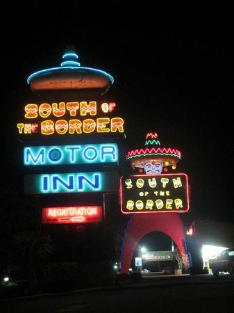 South of the Border: Lots of fun here