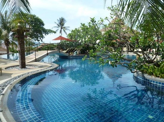 Mangosteen Resort & Ayurveda Spa: Beautiful pool area
