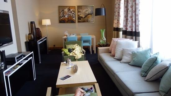 Sofitel Legend The Grand Amsterdam: Suite 323