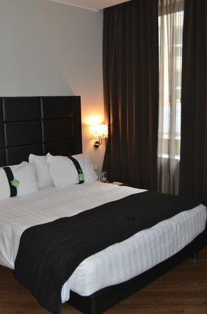 Holiday Inn Genoa City : stanza doppia