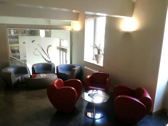 Venetia Palace Hotel: Designer - Lobby