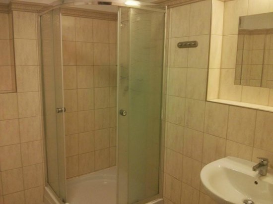 Boutique Hotel's Wroclaw: Bathroom