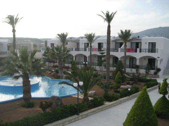 Ostria Resort & Spa : tout est parfaitement entretenu
