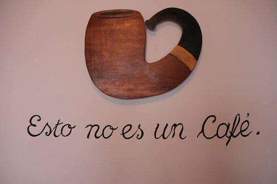 Esto no es un cafe