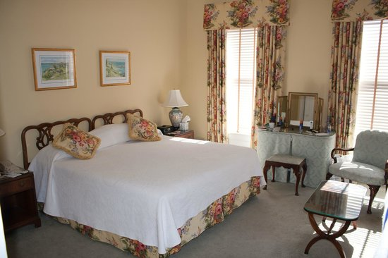 Rosedon Hotel: Our Room