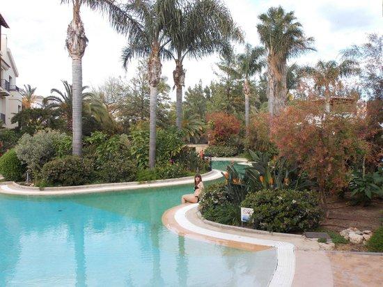 PortAventura Hotel PortAventura: piscina hotel
