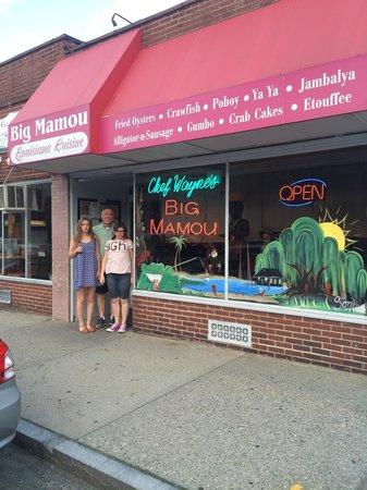 Chef Wayne's Big Mamou: Our visit