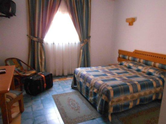 Hotel Littoral : Une chambre calme