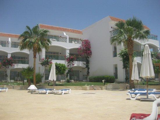 Cyrene Island Hotel: вот такая живопись