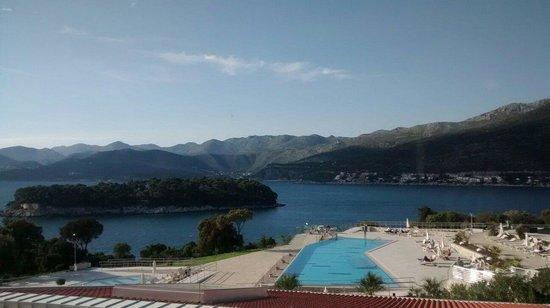 Valamar Argosy Hotel : Beautiful views